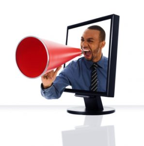 word of mouth image, an analogy to social media networking