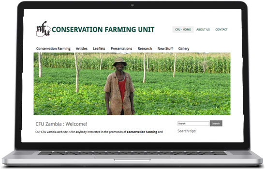 Conservation Farming Unit