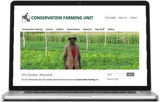 Conservation Farming Unit